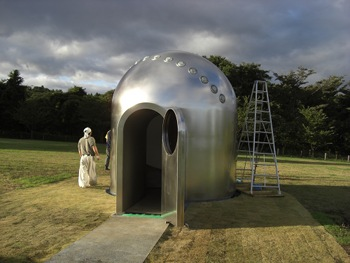 Global Stainless Architectural Sculpture