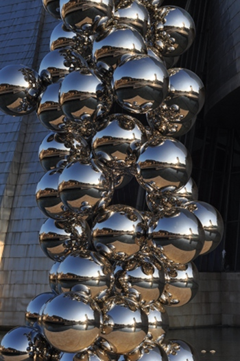 Global Stainless Architectural Sphere